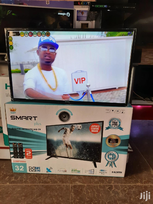 Smartplus 32inches Digital Satellite Flat Screen TV