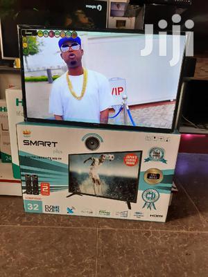 Smart Plus Digital Satellite Flat Screen TV 32 Inches   TV & DVD Equipment for sale in Central Region, Kampala