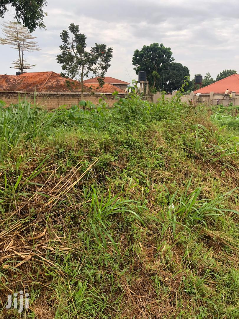 Archive: Munyonyo Road 100by100 For Sale With Ready Land Title