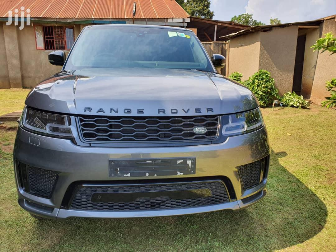 New Land Rover Range Rover Sport 2017 Silver