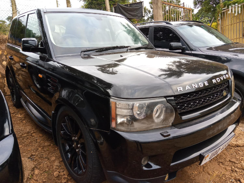 Archive: Land Rover Range Rover Sport 2005 Black