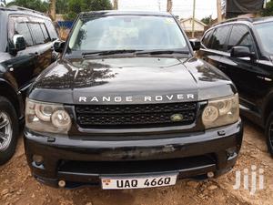 Land Rover Range Rover Sport 2005 Black   Cars for sale in Central Region, Kampala
