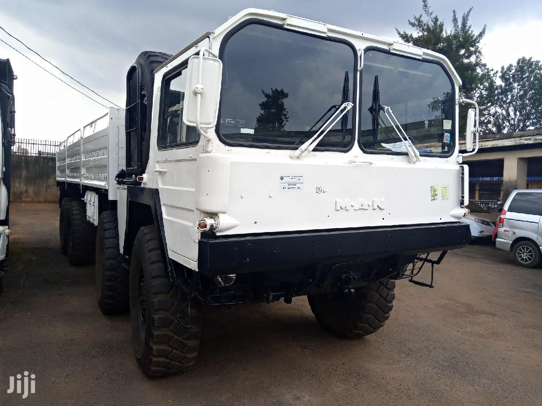 Man SX44 (RMMV) Truck