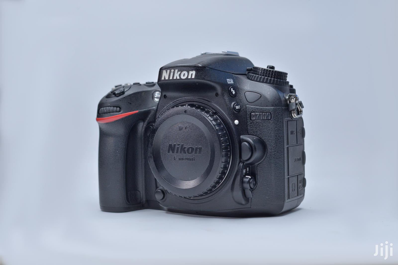 Archive: Nikon D7100 DSLR Camera