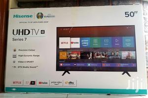 Hisense Uhd 4K Smart TV 50 Inches