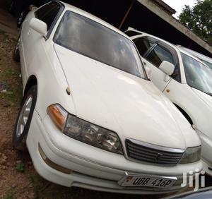 Toyota Mark II 1992 White