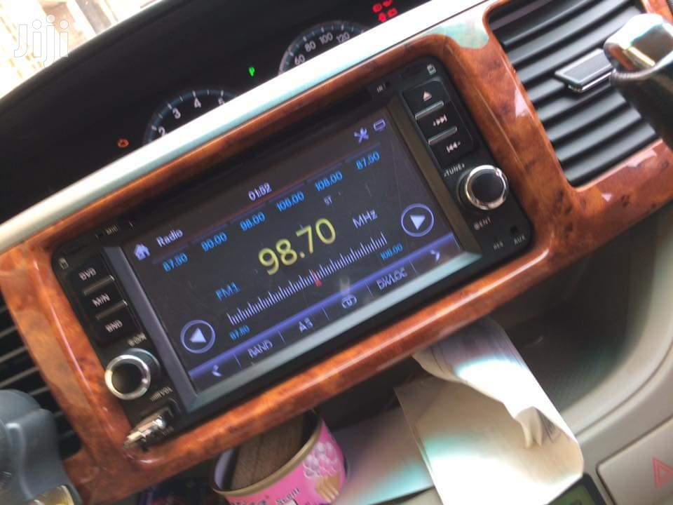 Car Radios With Screen
