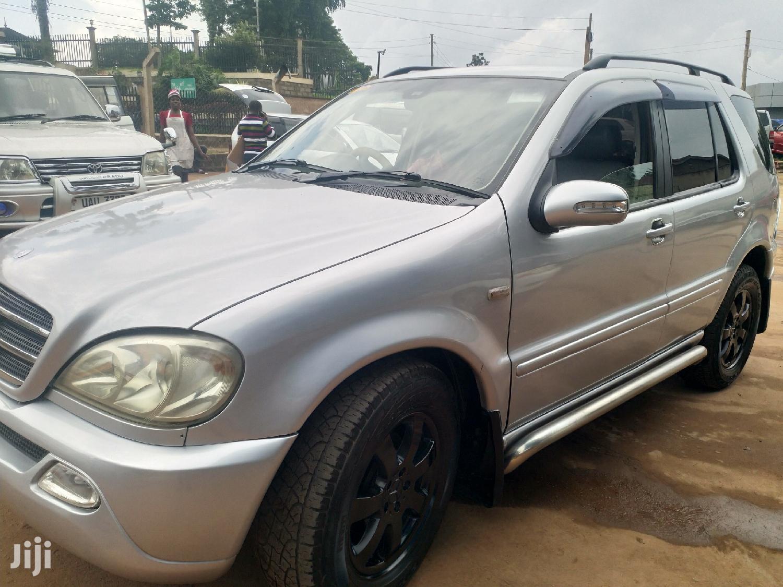 Mercedes-Benz M Class 2003 Silver | Cars for sale in Kampala, Central Region, Uganda