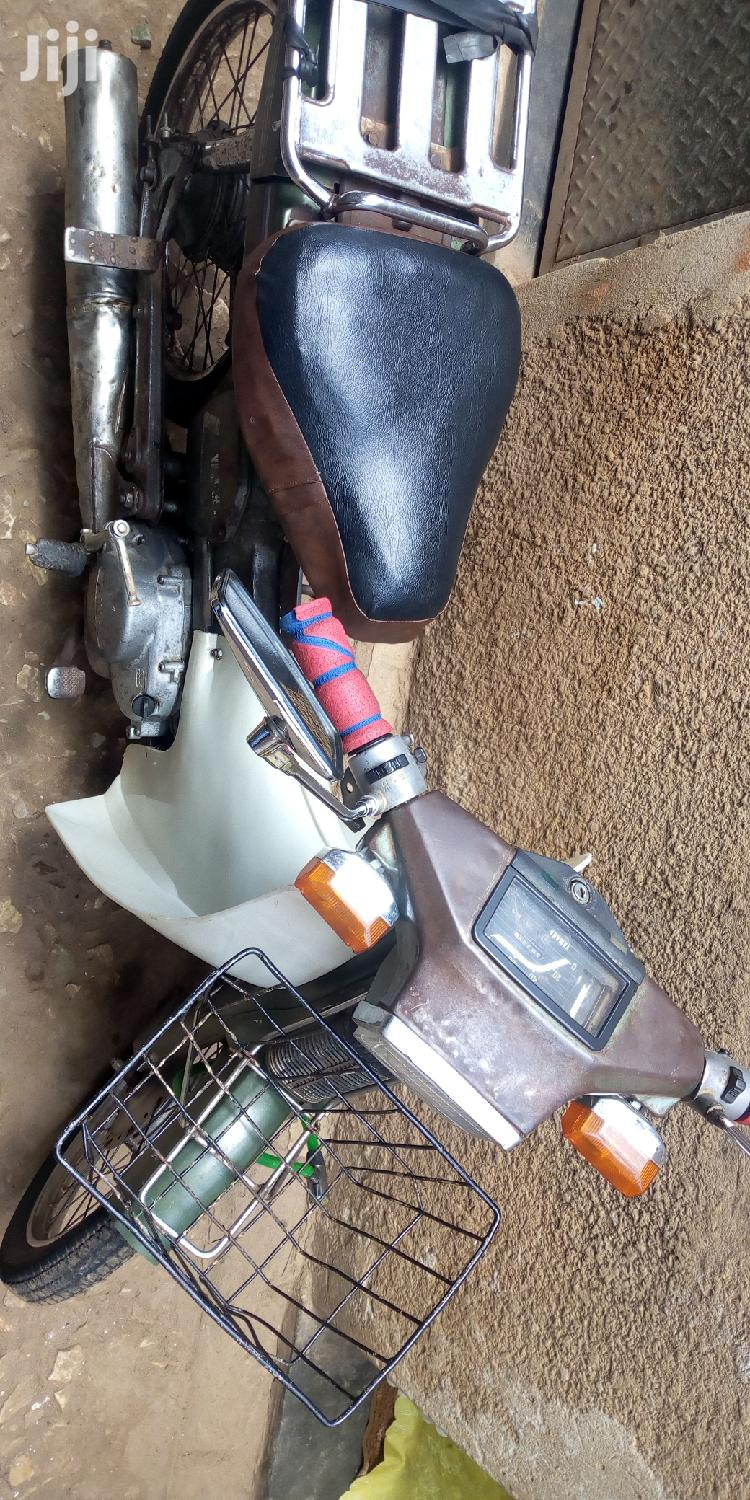 Yamaha 1995 Green | Motorcycles & Scooters for sale in Kampala, Central Region, Uganda