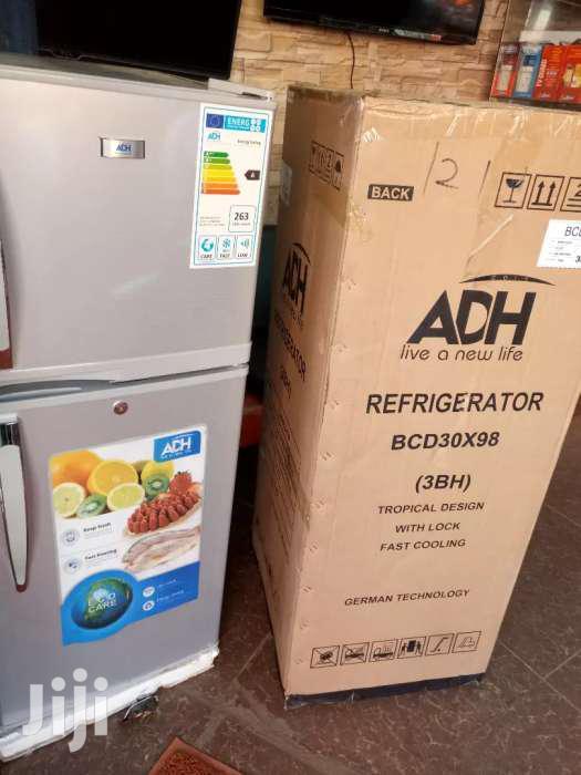 ADH Double Door Refrigerator 139L
