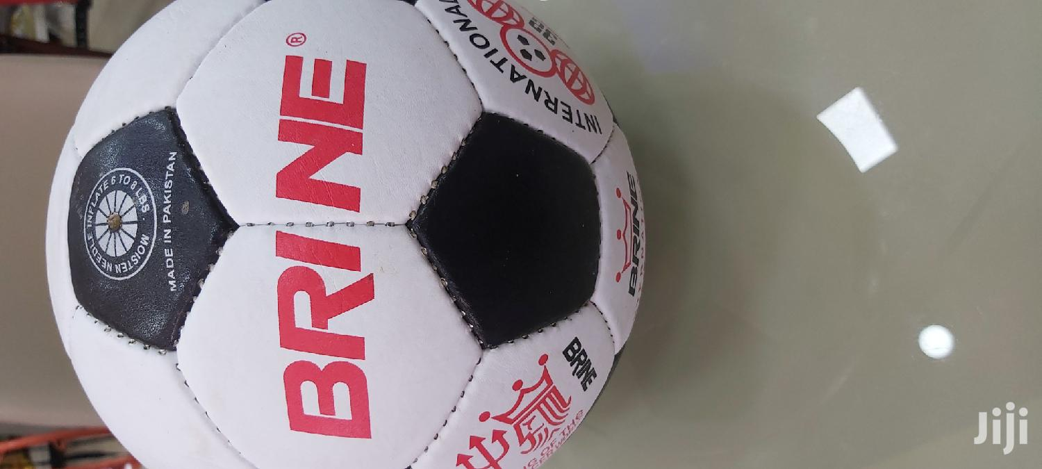 Football Leather Size 5 | Sports Equipment for sale in Kampala, Central Region, Uganda