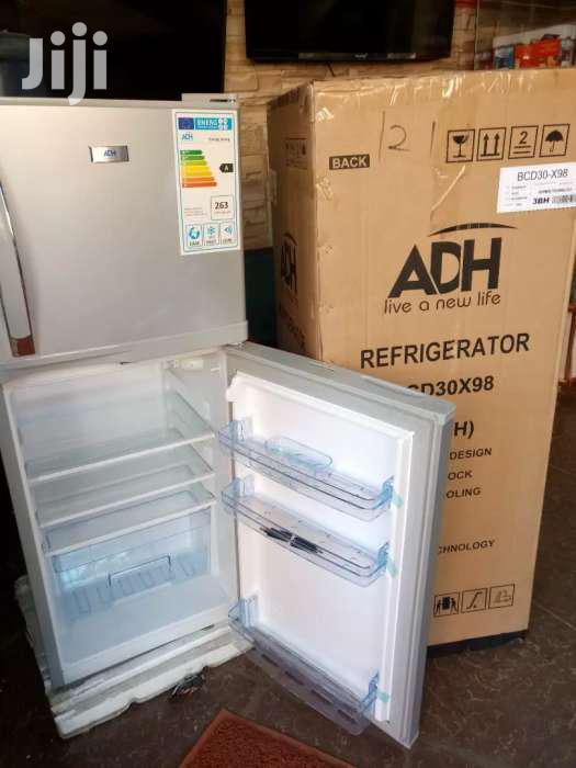 ADH Double Door Refrigerator 139L | Kitchen Appliances for sale in Kampala, Central Region, Uganda