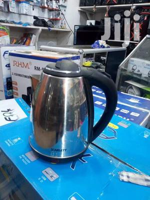 Metal And Plastic Kettle