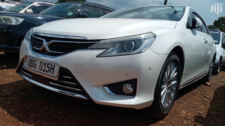 Toyota Mark X 2016 White   Cars for sale in Kampala, Central Region, Uganda