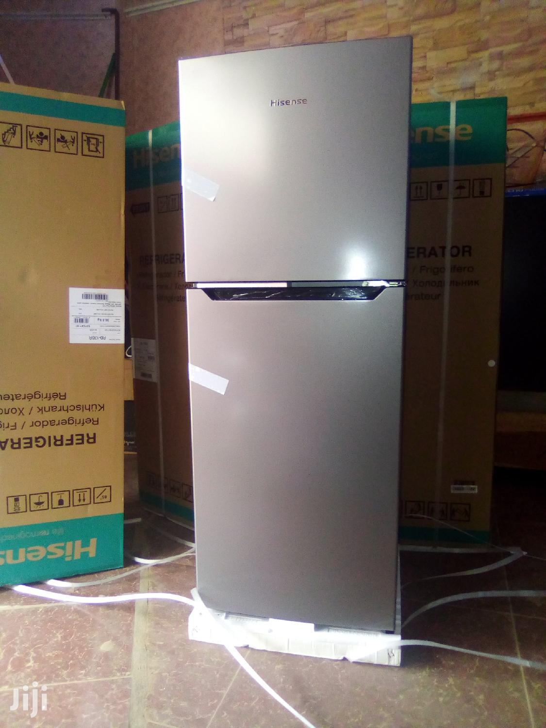 Hisense 170L Double Door Defrost Fridges. Brand New Boxed | Kitchen Appliances for sale in Kampala, Central Region, Uganda