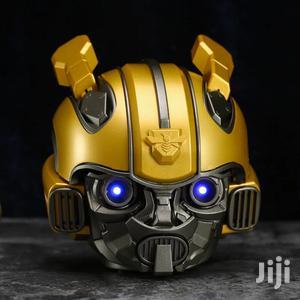 Bumblebee Helmet Bluetooth Speaker | Audio & Music Equipment for sale in Central Region, Kampala