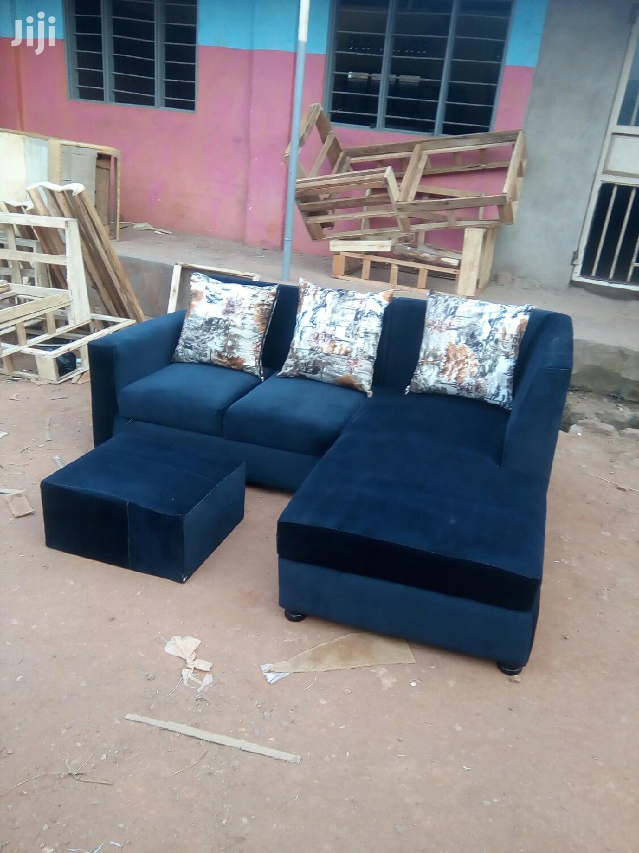 5 Seat L Sofa