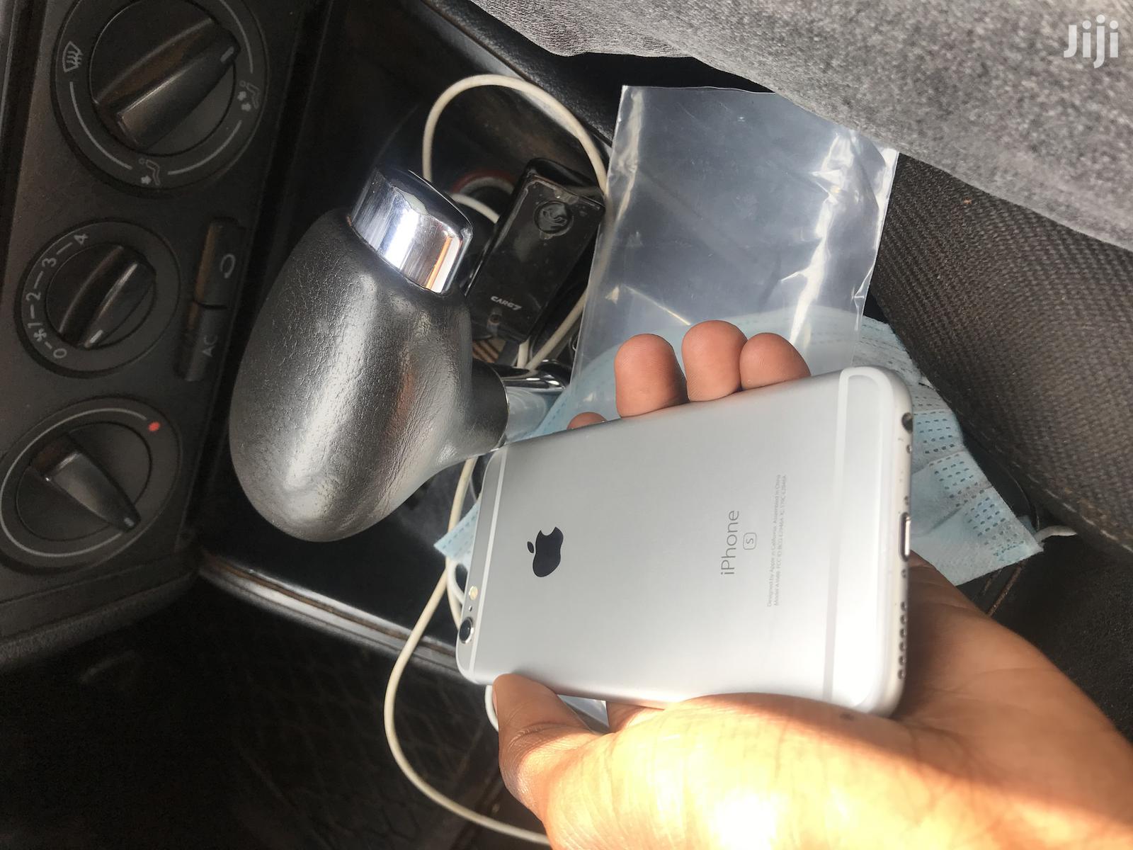 Apple iPhone 6s 32 GB Silver   Mobile Phones for sale in Kampala, Central Region, Uganda