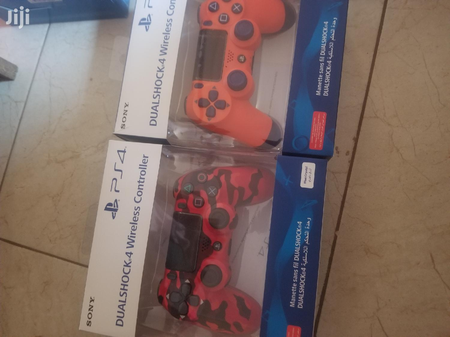 Archive: Brand New PS4 Game Controllers