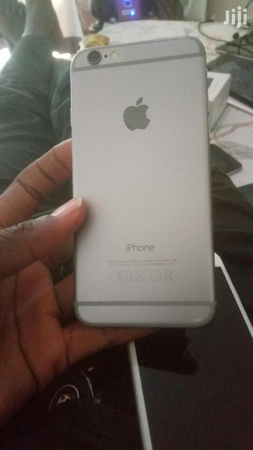 Archive: Apple iPhone 6 64 GB Gray