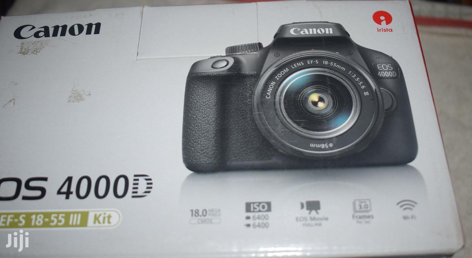 Canon Eos 4000d | Photo & Video Cameras for sale in Kampala, Central Region, Uganda