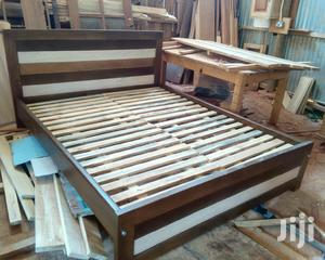 Brown Bed   Furniture for sale in Central Region, Kampala