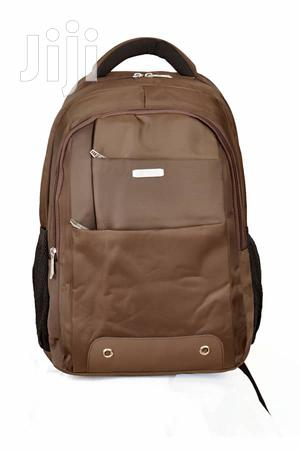 Backpack Brown   Bags for sale in Central Region, Kampala