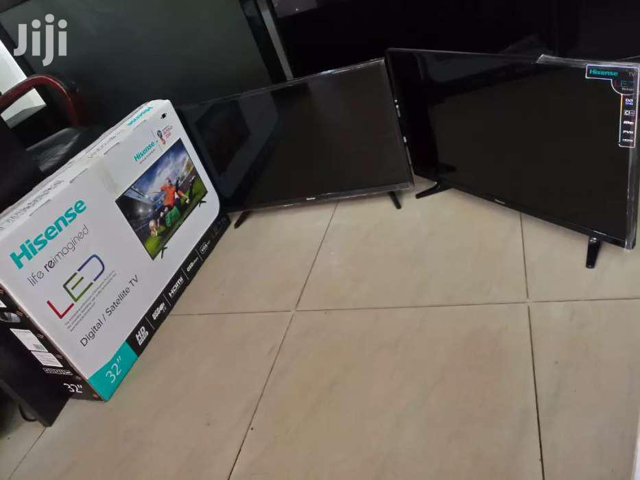 Brand New Hisense Led Digital Tv 32 Inches