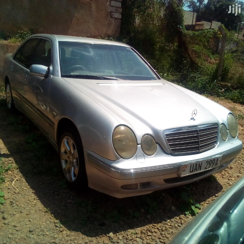 Archive: Mercedes-Benz E240 1999 Silver
