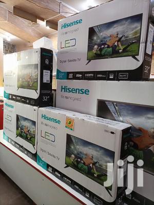 New Hisense 32 Inches LED Digital/Satellite Flat Screen TV | TV & DVD Equipment for sale in Central Region, Kampala