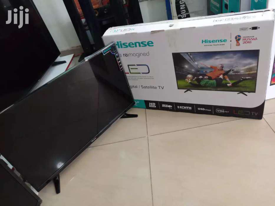 Brand New Hisense Led Digital Tv 32 Inches | TV & DVD Equipment for sale in Kampala, Central Region, Uganda