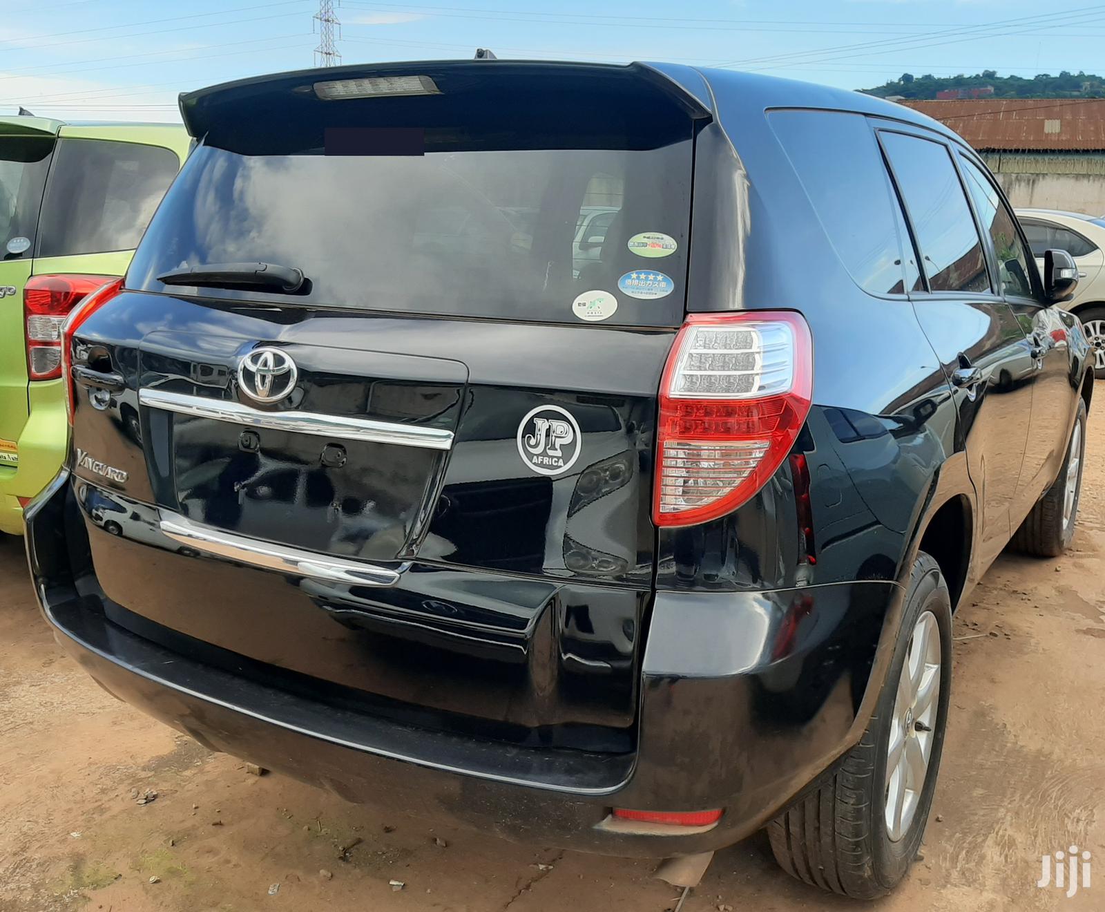Toyota Vanguard 2007 Black | Cars for sale in Kampala, Central Region, Uganda