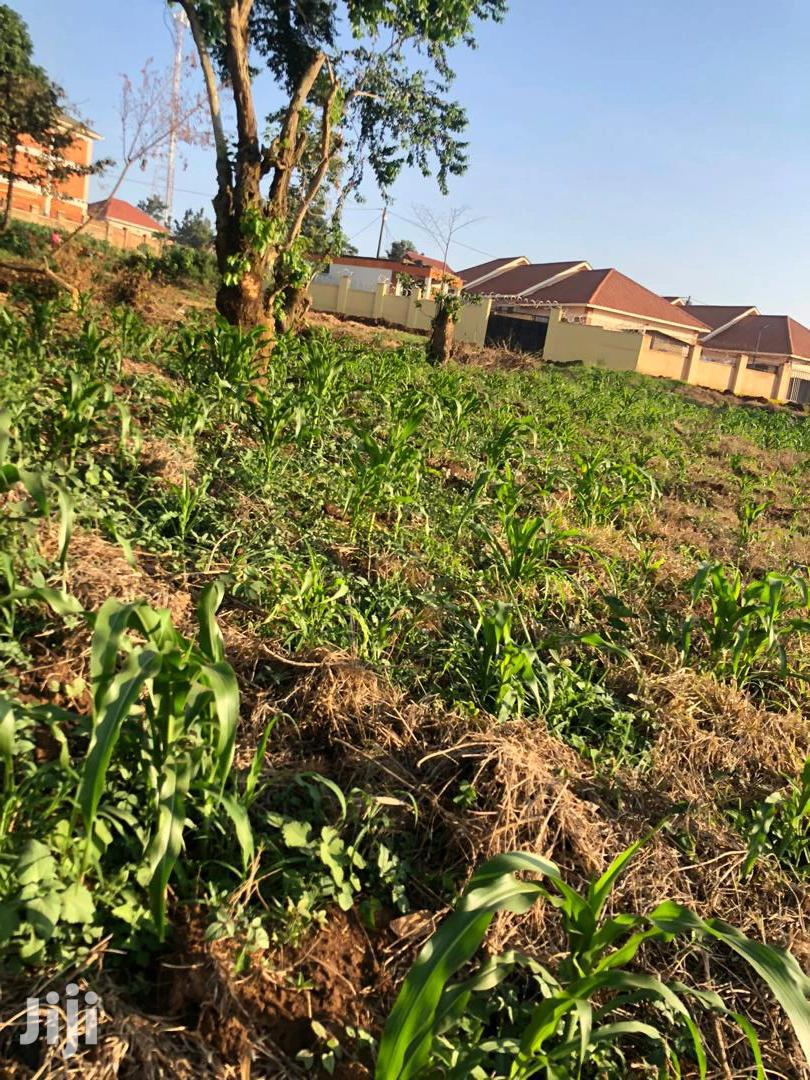 Mukono Plot For Sale