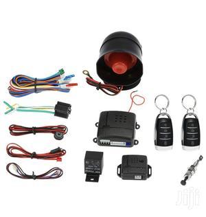 Car Vehicle Security System Burglar Alarm Protection