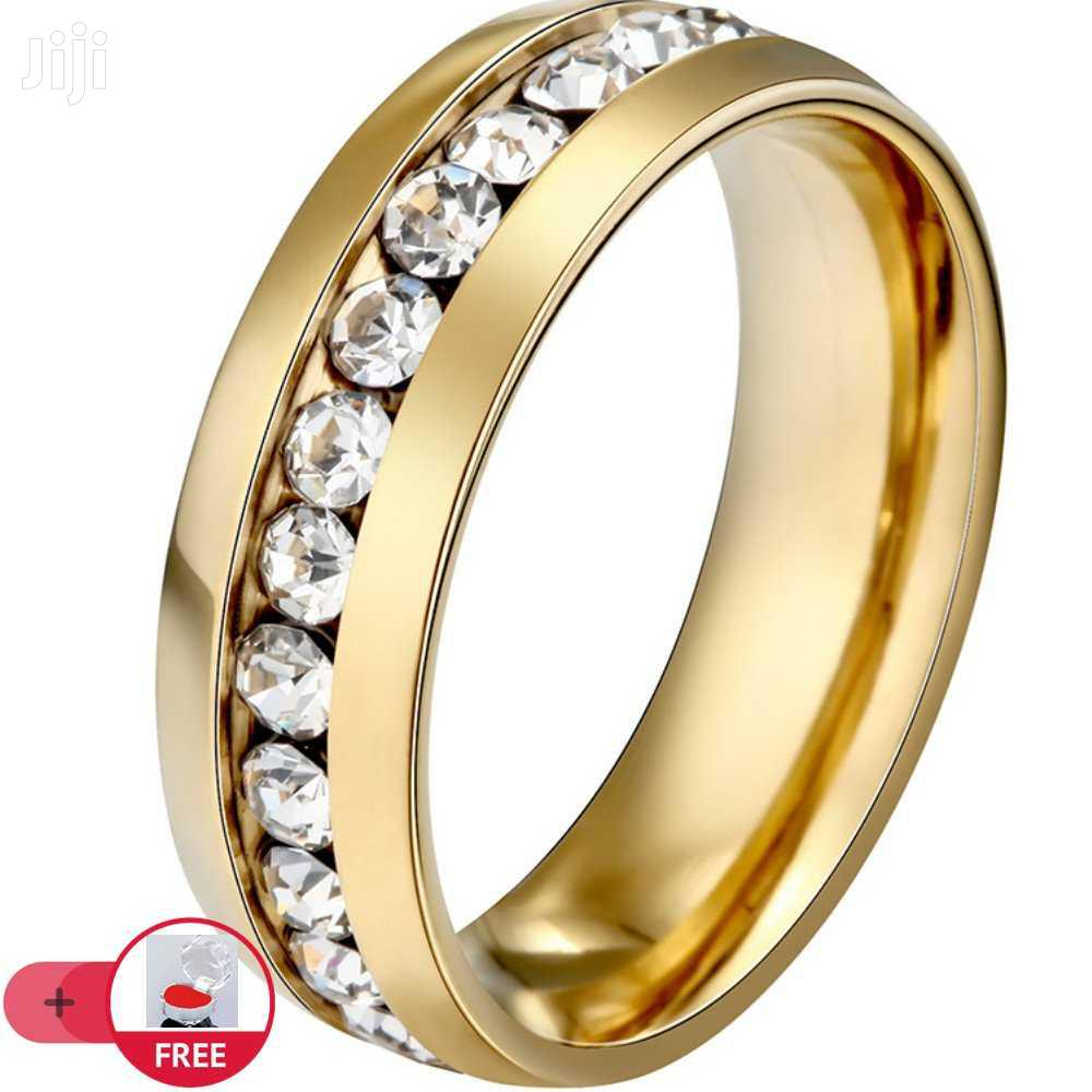 Proposal Ring It Comes With Box | Wedding Wear & Accessories for sale in Kampala, Central Region, Uganda