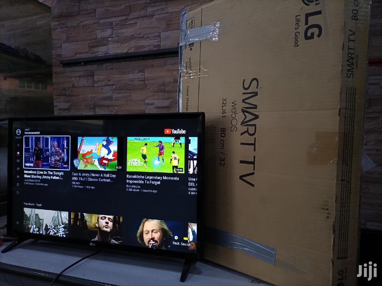 LG Smart Digital Satellite TV 32 Inches | TV & DVD Equipment for sale in Kampala, Central Region, Uganda