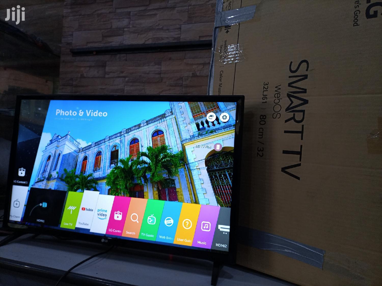 LG Smart Digital Satellite TV 32 Inches