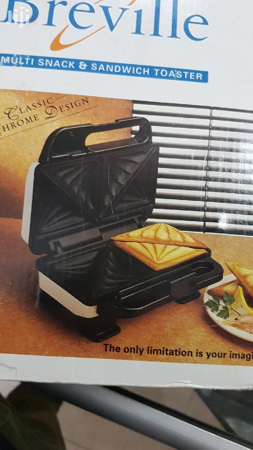 Archive: Breville Sandwich Maker
