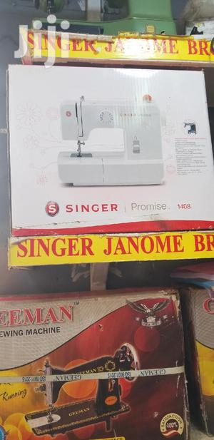 New Singer Electronic Sewing Machine