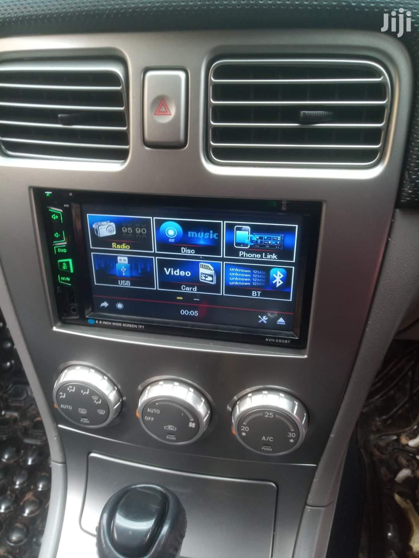Subaru Car Radio