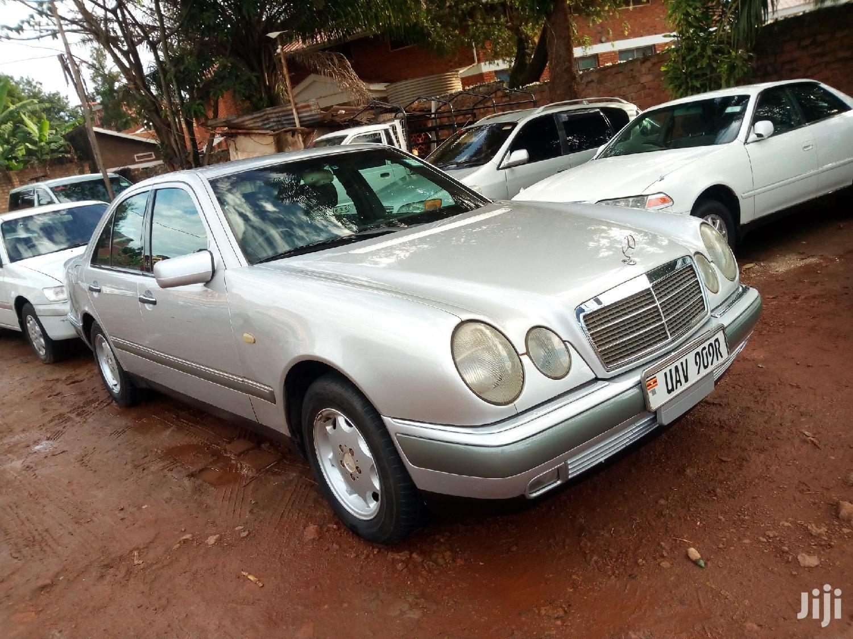 Mercedes-Benz C200 1999 Silver