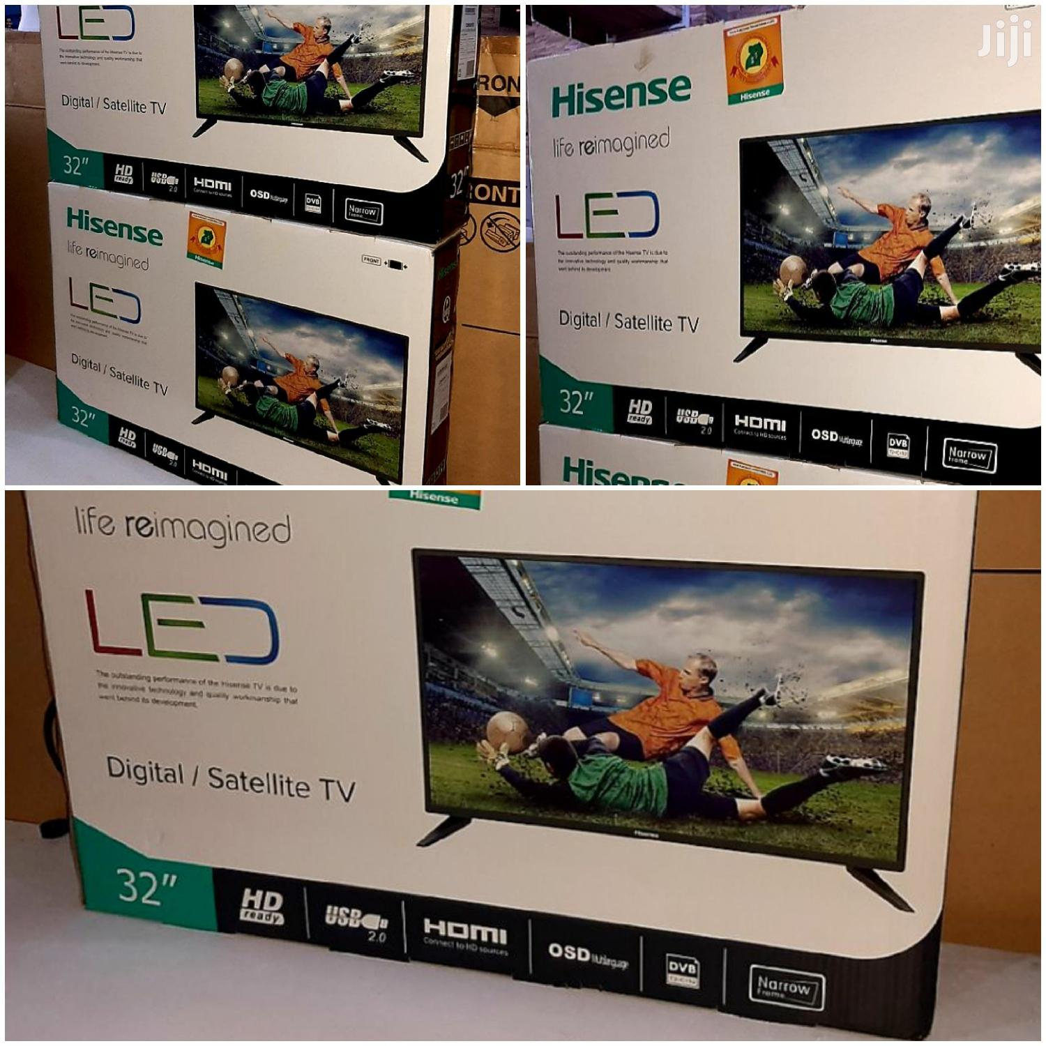 32inches Hisense Digital and Satellite TV