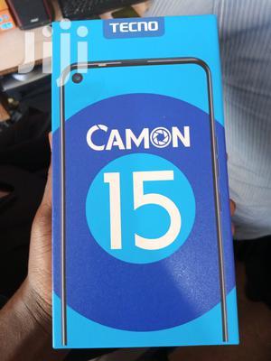 New Tecno Camon 15 64 GB Black | Mobile Phones for sale in Central Region, Kampala