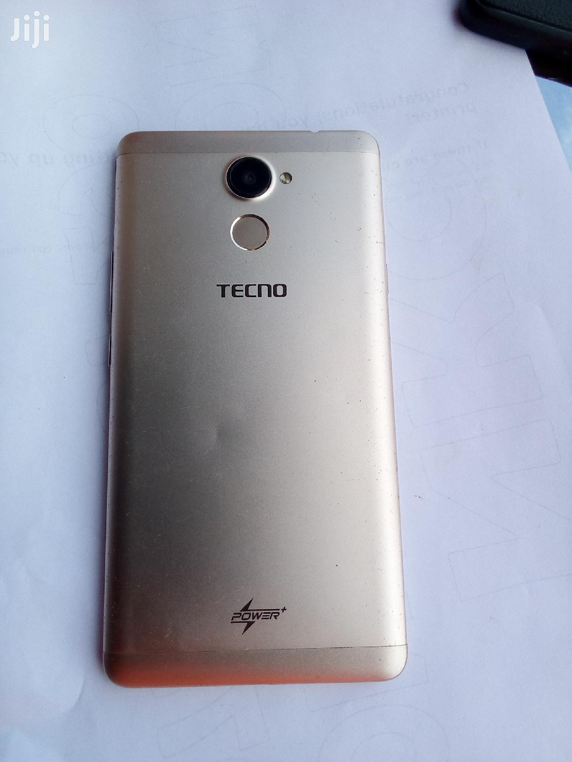 Archive: Tecno L9 Plus 16 GB Gold