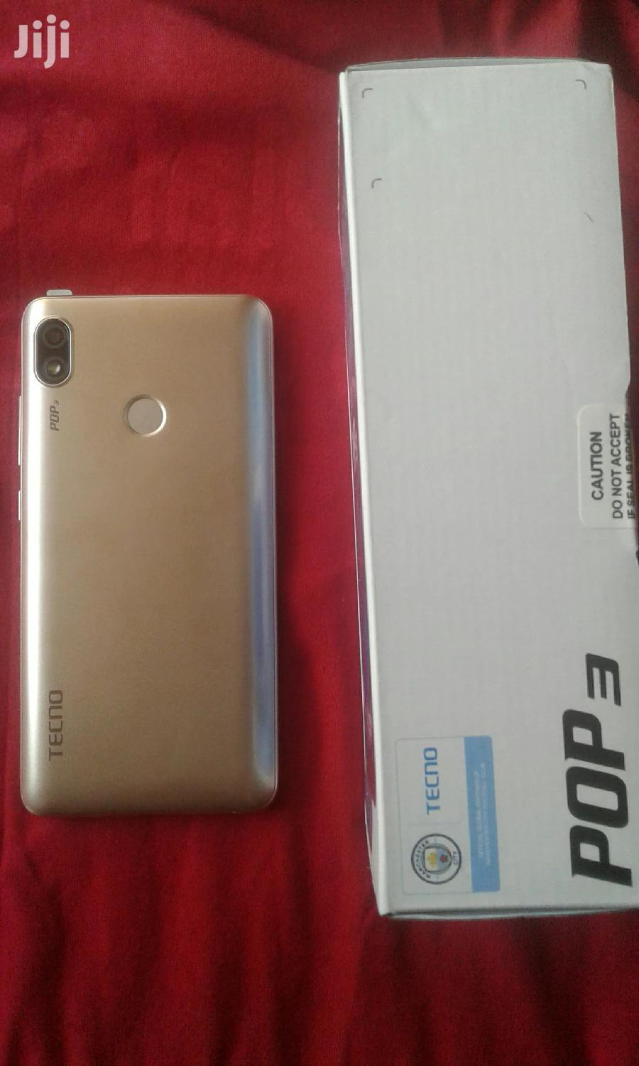 New Tecno Pop 3 16 GB Gold