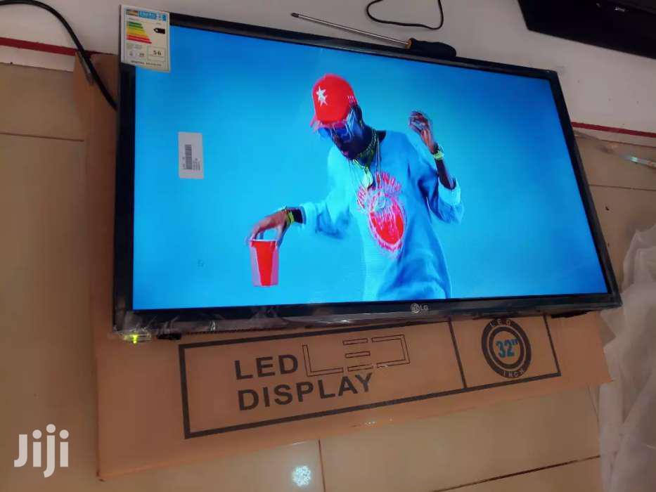 Brand New LG Led Flat Screen Tv 32 Inches | TV & DVD Equipment for sale in Kampala, Central Region, Uganda