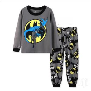 Batman Pajamas 0-7yrs   Children's Clothing for sale in Central Region, Kampala