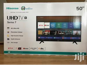 Brand New Hisense Smart TV , Ultra HD 4K . 50 Inches.