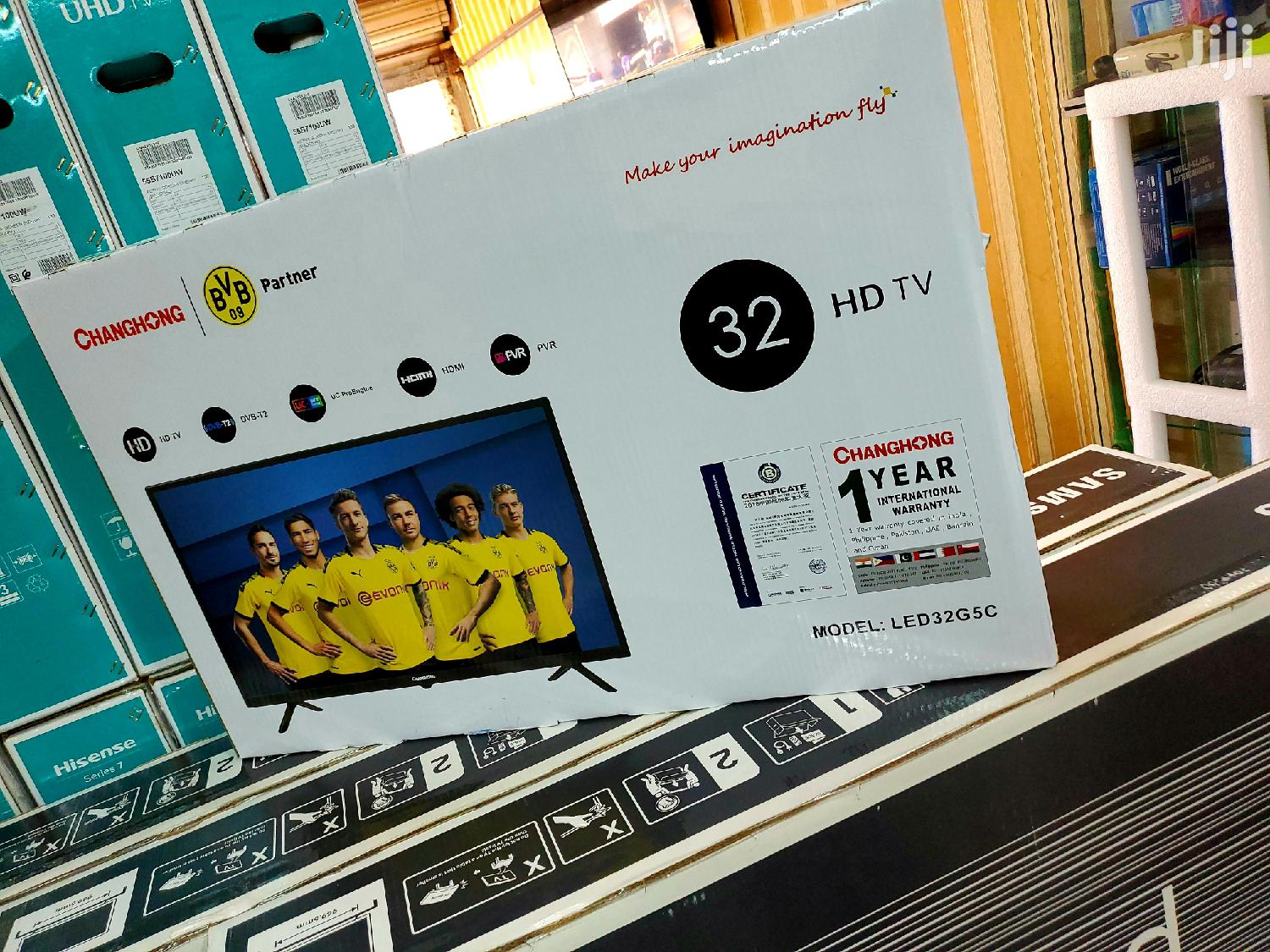 Brand New Changhong Digital Led TV 32 Inches
