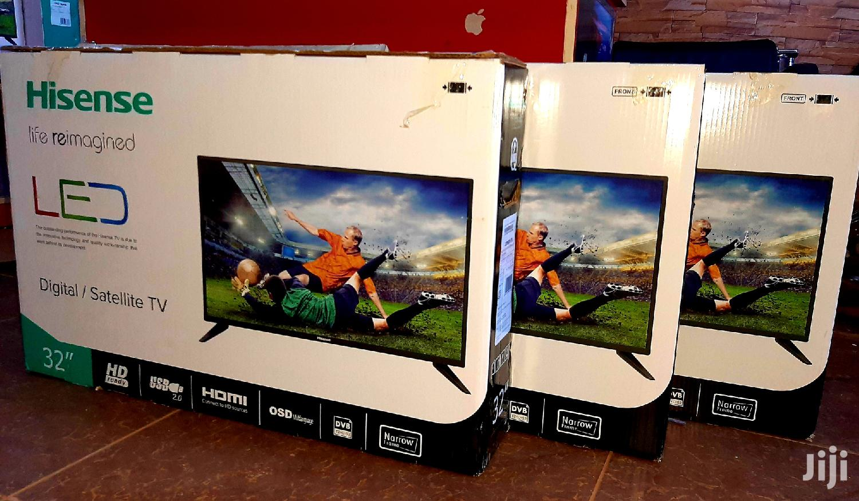 32inches Hisense Digital and Satellite Tv | TV & DVD Equipment for sale in Kampala, Central Region, Uganda